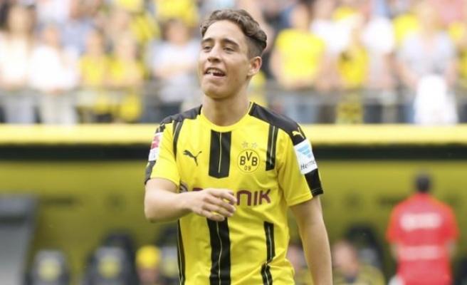 Borussia Dortmund'dan Onay Çıktı: Emre Mor Gidebilir