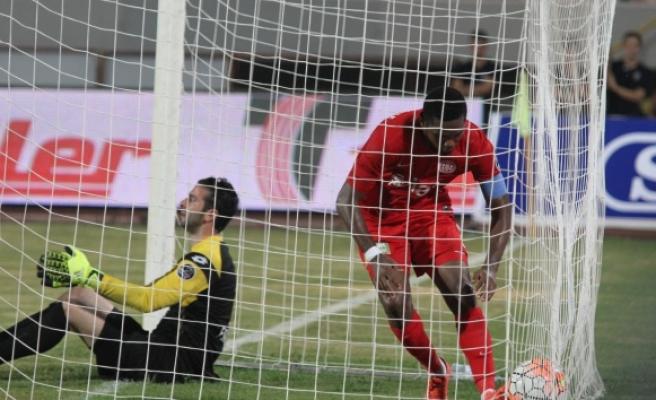 Eto'o, Trabzonspor maçında yok