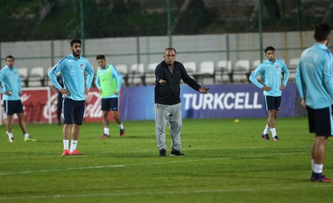 Terim: Kosova maçında parolamız mutlak galibiyet olacak