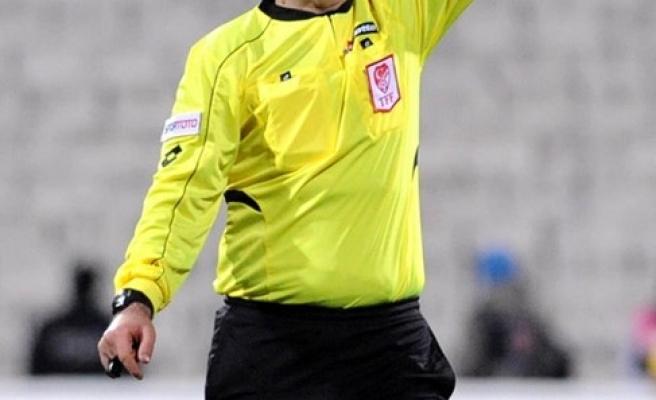 Süper Kupa maçını Kalkavan yönetecek