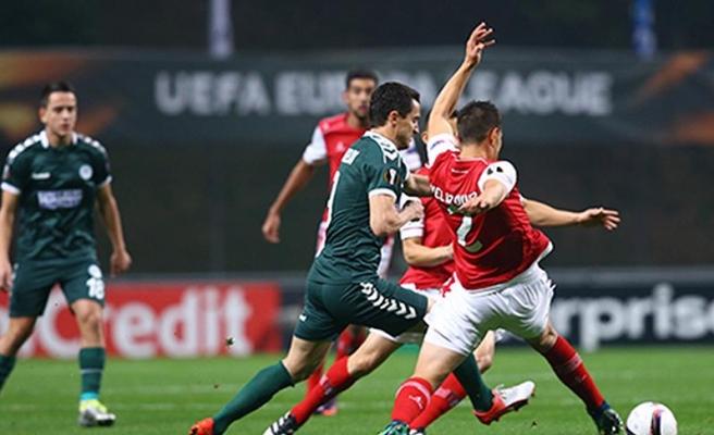 Konyaspor deplasmanda kaybetti