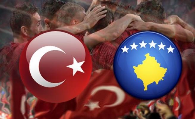 Türkiye Kosova milli maçı saat kaçta başlayacak hangi kanaldan yayınlanacak?