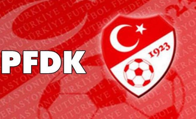 PFDK'dan Dursun Özbek'e ceza