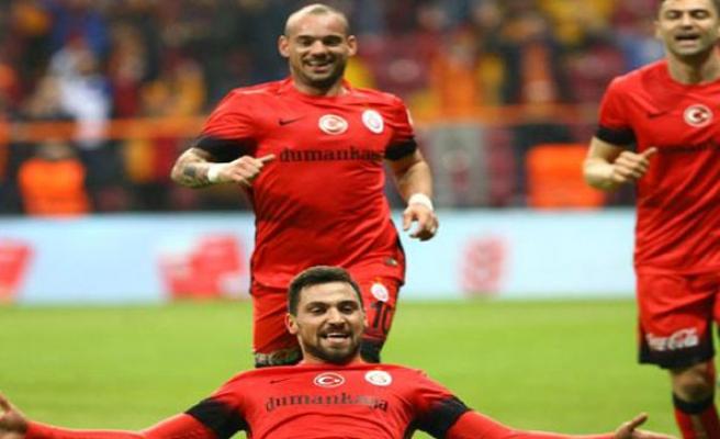 Turkcell Süper Kupa Aslan'ın!