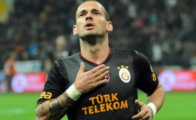 Sneijder: Ben Bir 'Winner'ım, Kaybetmekten Nefret Ederim