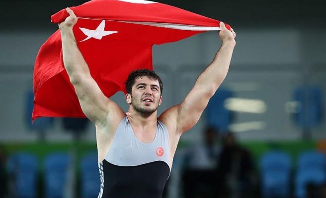 Türkiye'nin Rio'daki üçüncü madalyası Cenk İldem'den