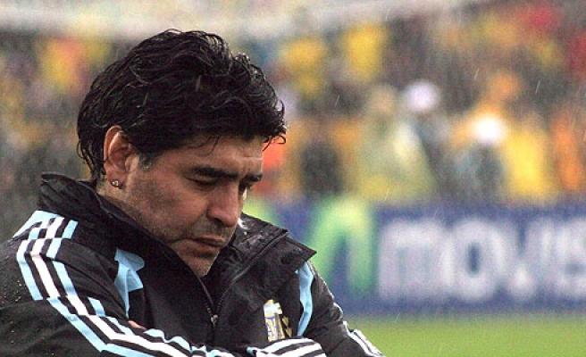 Maradona'dan Ronaldo'ya övgü