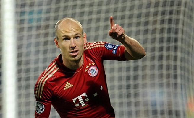 Bayern Münihli Robben, Maç Sonunda Beşiktaş'ı Aşağıladı