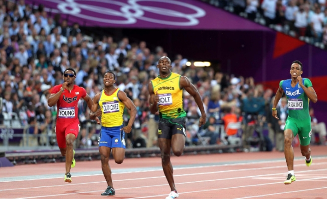 Bolt üst üste 3. kez şampiyon