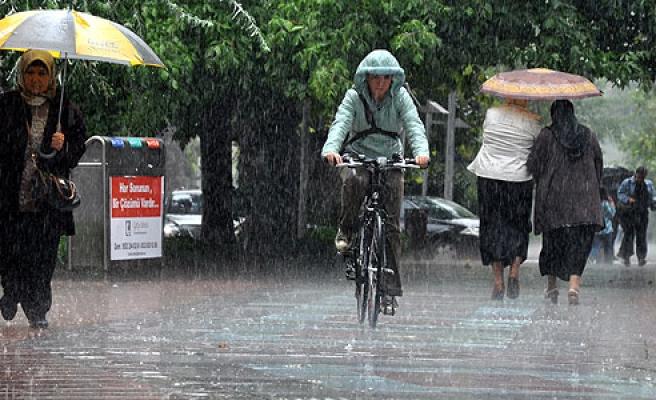 Meteoroloji'den 2 il için 'kuvvetli yağış' uyarısı!