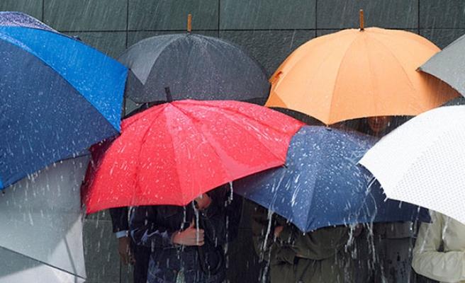 Ankara, Kırıkkale ve Çankırı'da sağanak yağış uyarısı