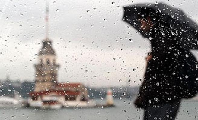 Meteorolojiden 5 il için sağanak ve dolu uyarısı