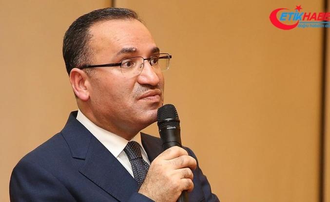 Başbakan Yardımcısı Bozdağ: Türkiye'nin önünü kimse kesemeyecek