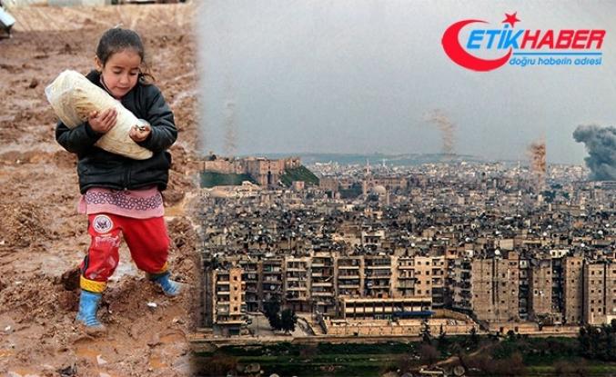 Suriye'de geçen ay 780 sivil öldü