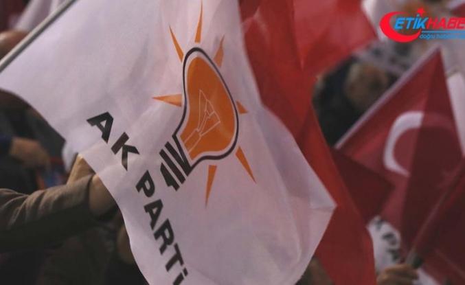 AK Parti MKYK'ye 29 yeni isim
