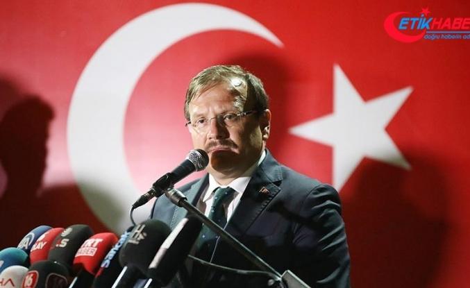 Başbakan Yardımcısı Çavuşoğlu: Biz gittiğimiz yere adaleti götürürüz