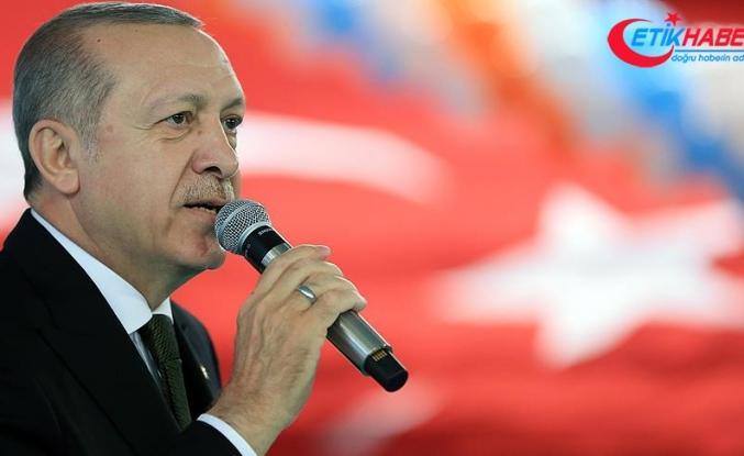 Cumhurbaşkanı Erdoğan: Ey Netanyahu sen terör devletisin