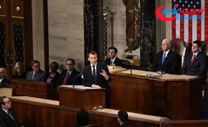 Fransa Cumhurbaşkanı Macron: İran asla nükleer silah geliştirmemeli