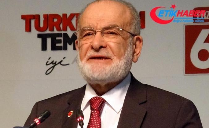 """""""Karamollaoğlu bizi sıkıntıya koydu, CHP ile ittifak yaptı"""""""