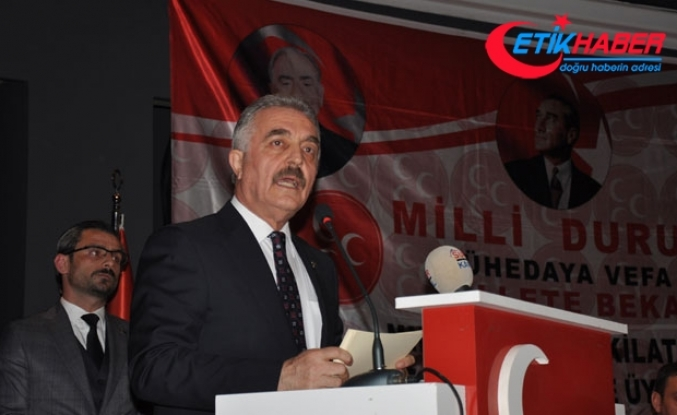 MHP'li Büyükataman: Cumhur İttifakı Cumhuriyetin iradesidir