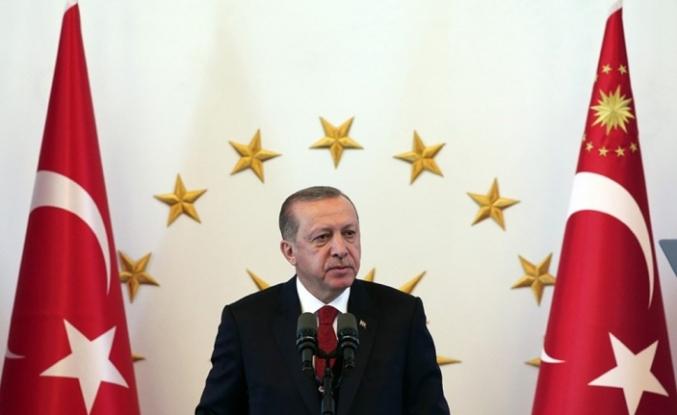 Erdoğan, Mahmud Abbas'la telefonda görüştü