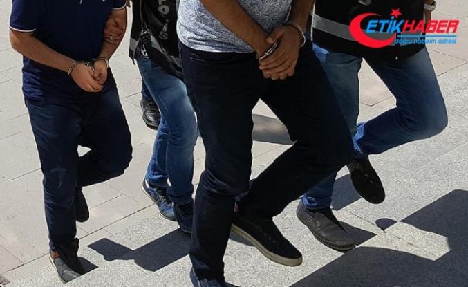 Ağrı'daki terör operasyonlarında gözaltına alınan 12 kişi tutuklandı