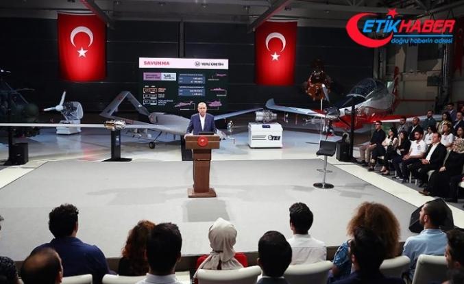 Cumhurbaşkanı Erdoğan: Dünyadan haberi olmayınca, o keki bir şeyle karıştırıyor