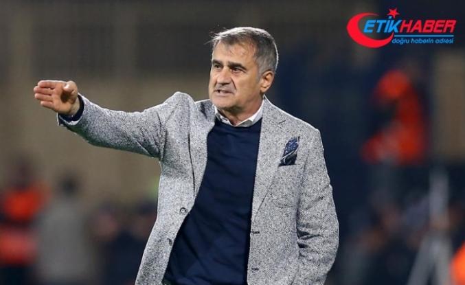 Şenol Güneş Beşiktaş'taki istikrarını 4. sezona taşıyor