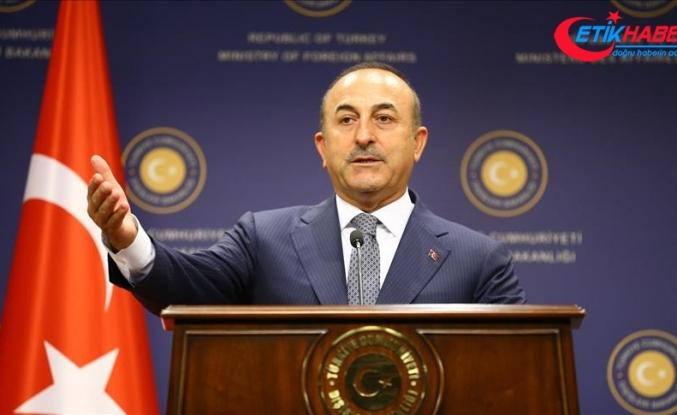 Çavuşoğlu ABD Büyükelçiliği'ne yönelik saldırıyı kınadı