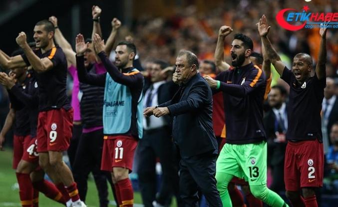 Galatasaray Teknik Direktörü Terim: Buraları çok özlemiştik, her şeyimizle buraya yakıştık