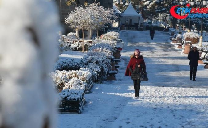 Meteorolojiden yağmur ve kar uyarısı