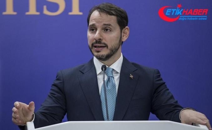 Hazine ve Maliye Bakanı Albayrak: AB ile üçüncü toplantı şubat ayında