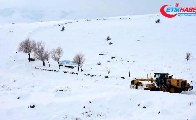 Sivas'ta 134 köye ulaşım sağlanamıyor
