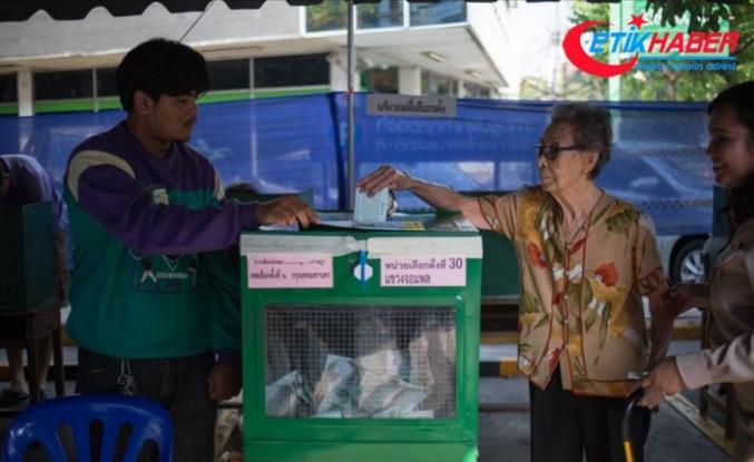 Tayland'da resmi seçim sonuçlarının açıklanması ertelendi