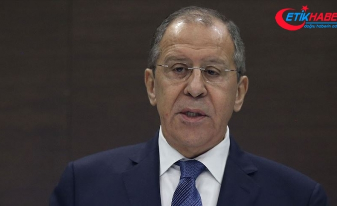 Rusya Dışişleri Bakanı Lavrov: ABD ile İran'ı diyalog kurmaya ikna edeceğiz