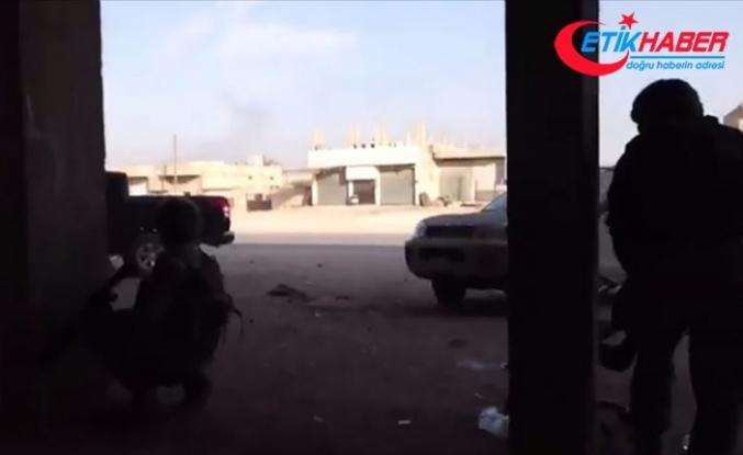 Barış Pınarı Harekatı'nda M-4 kara yolunun kontrolü sağlandı