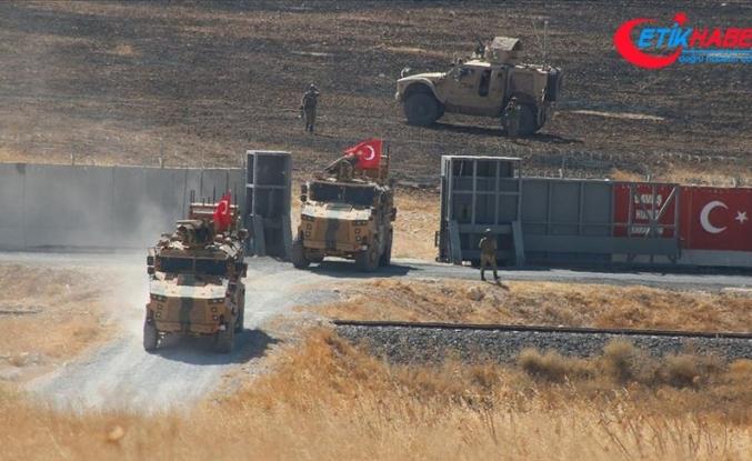 Türk ve Rus askerlerince Fırat'ın doğusunda ilk ortak devriye başladı