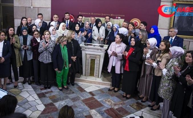 AK Parti milletvekilleri, CHP Grup Başkanvekili Özkoç'u kınadı