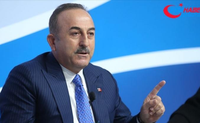 """Bakan Çavuşoğlu: """"Cezayir ile Libya krizinde iş birliği yapacağız"""""""