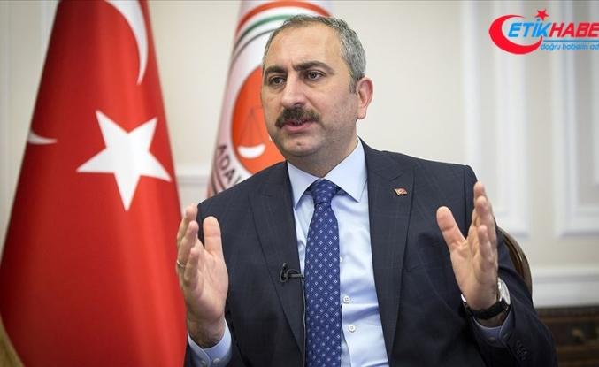 Adalet Bakanı Gül'den Metin İyidil açıklaması