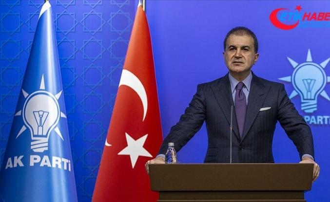 AK Parti Sözcüsü Çelik: CHP yöneticileri Erdoğan'ın Libya konusunda yürüttüğü güçlü diplomasiyi görmezden geldi
