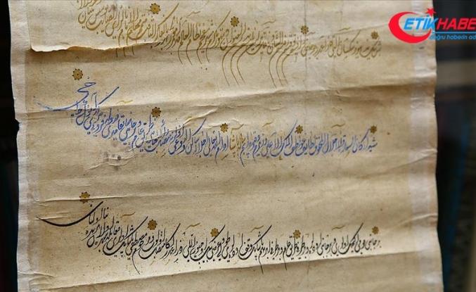 Azerbaycan'da Kanuni dönemine ait belge bulundu