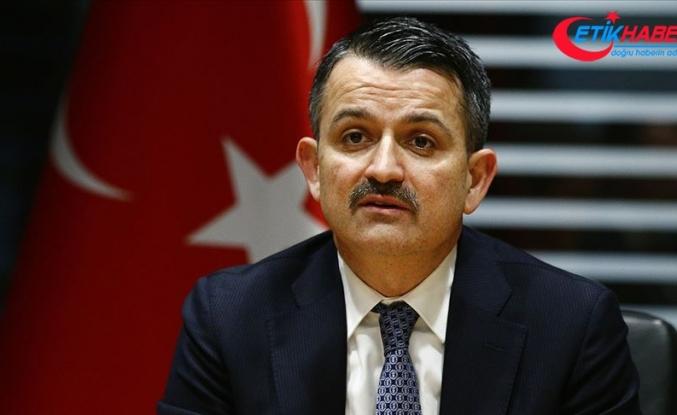 Tarım ve Orman Bakanı Pakdemirli: Çiftçi destek ödemelerine bugün başlıyoruz