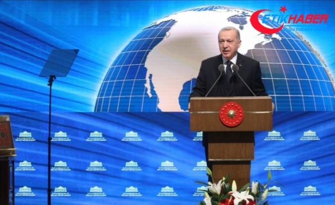 Cumhurbaşkanı Erdoğan: Almanya'daki saldırıyı birimlerimiz hassasiyetle takip ediyor
