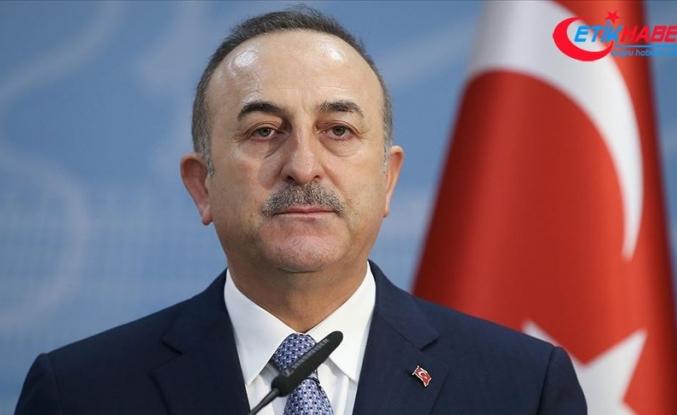 Çavuşoğlu: AB kurumları Avrupa'nın ve insanlığın ortak değerlerine saygı göstermelidir