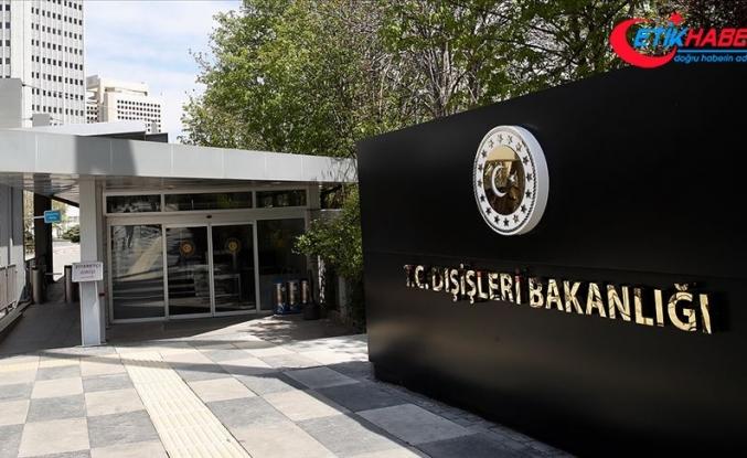 Dışişleri Bakanlığından Yukarı Karabağ'daki sözde seçimlere tepki