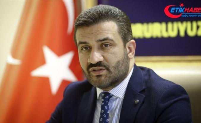 MKE Ankaragücü Başkanı Mert: Bu sene ligden düşme olmamalı