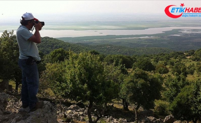 Türkiye'nin biyolojik çeşitliliğine 853 bin noktadan yakın takip