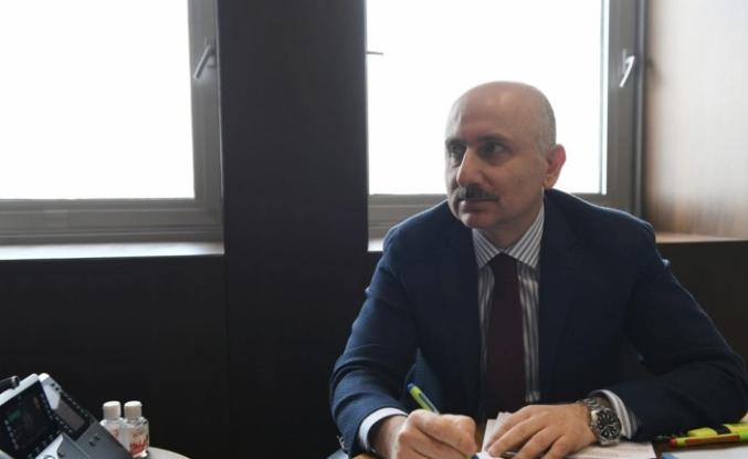 Bakan Karaismailoğlu, Rusya Ulaştırma Bakanı Dietrich ile görüştü