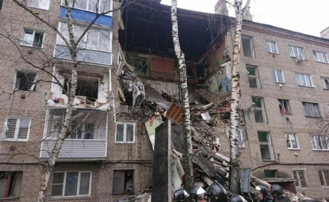 Rusya'da doğalgaz patlaması: 1 ölü, 4 yaralı